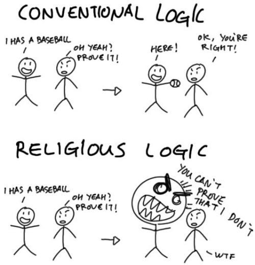 Le Big Bang, une version judéo-chrétienne de la genèse de l'Univers Logic